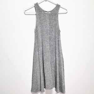 Aritzia Wilfred Free Gray Kerry-Lynne Dress